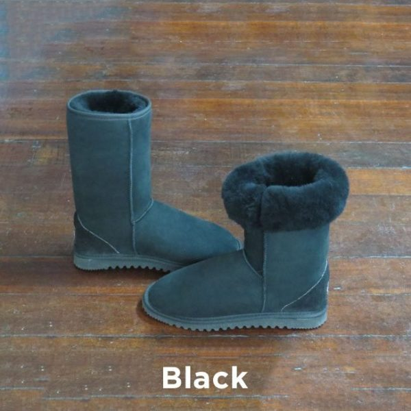 Black Calf Ugg Boots Perth