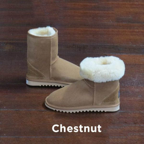 Chestnut Ankle Boots Perth