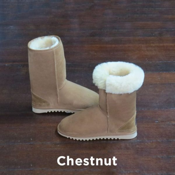 Chestnut Calf Ugg Boots Perth