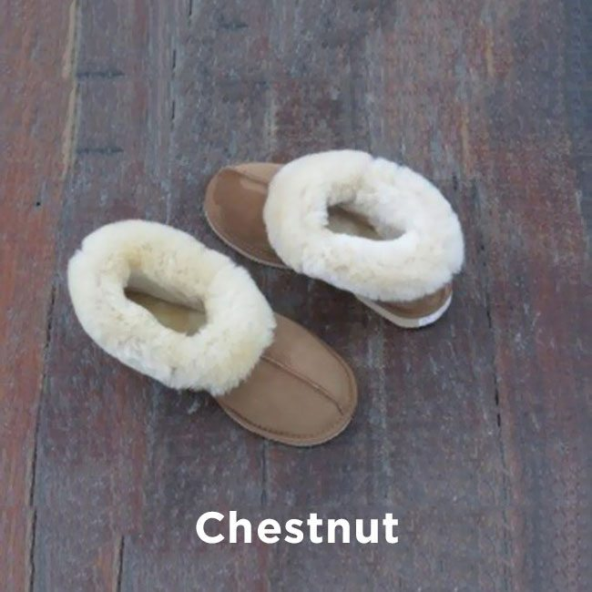 Chestnut Royal Slippers Perth