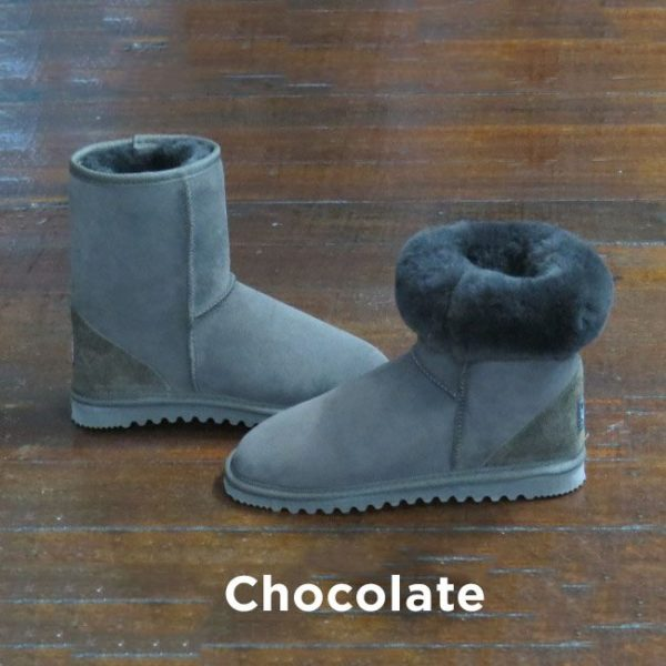 Chocolate Ankle Ugg Boots Perth