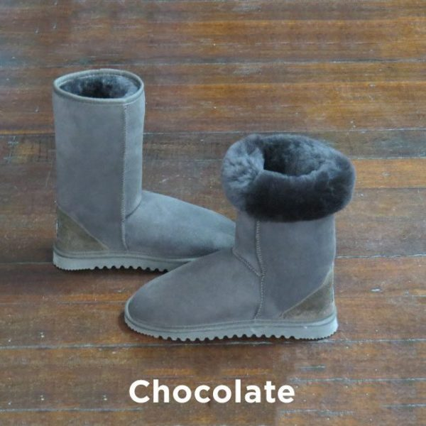 Chocolate Calf Ugg Boots Perth