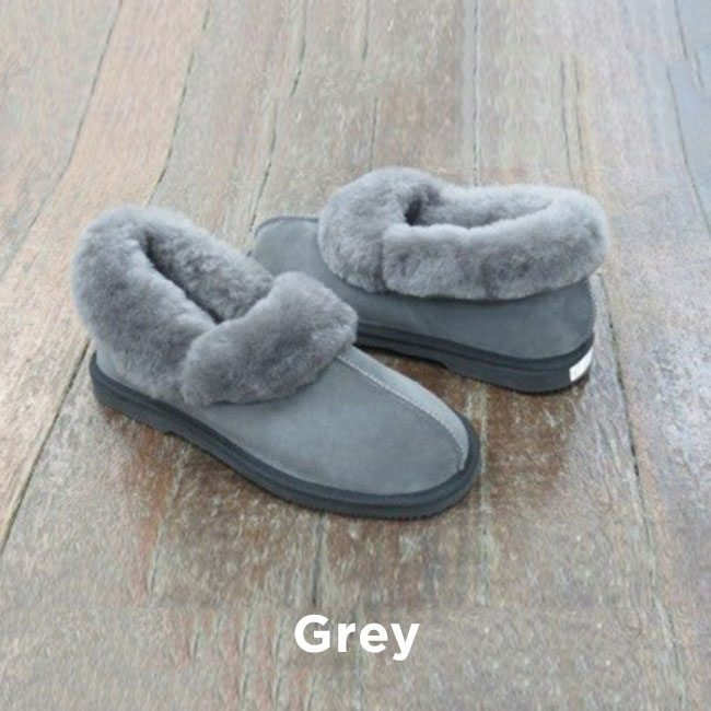 Grey Royal Slippers Perth