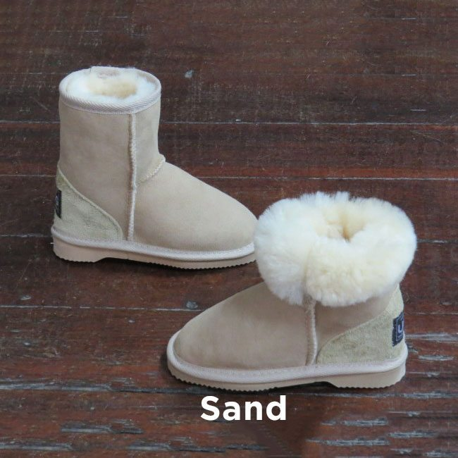 Kids Sand Ankle Ugg Boots Perth
