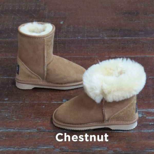 Kinds Chestnut Ankle Ugg Boots Perth