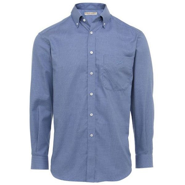 Mansfield Shirt - Plain - soft blue