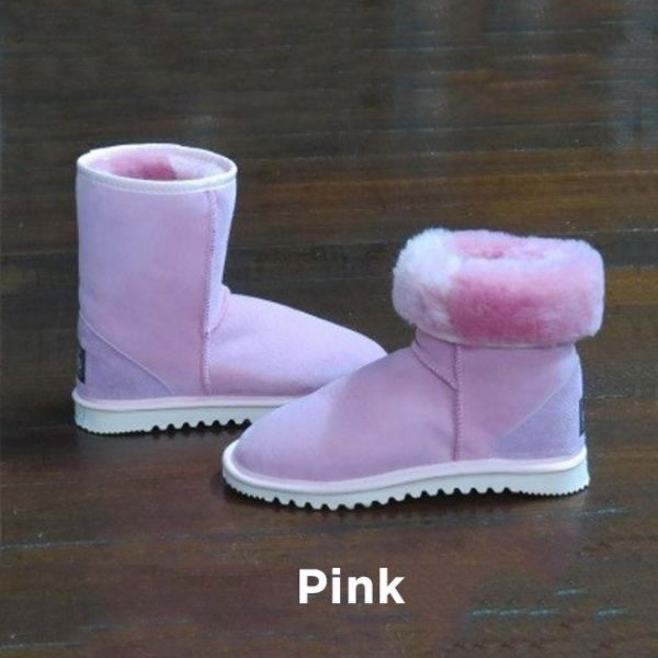 Pink Ankle Uggs Boots Perth
