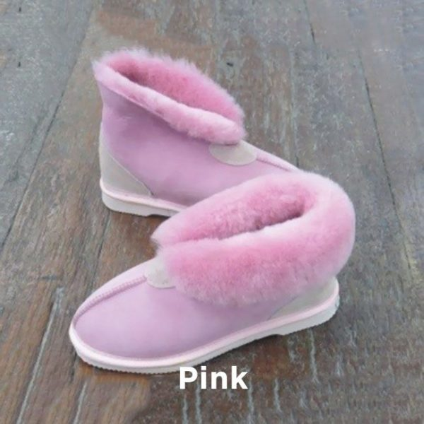 Pink Settler Slippers Perth