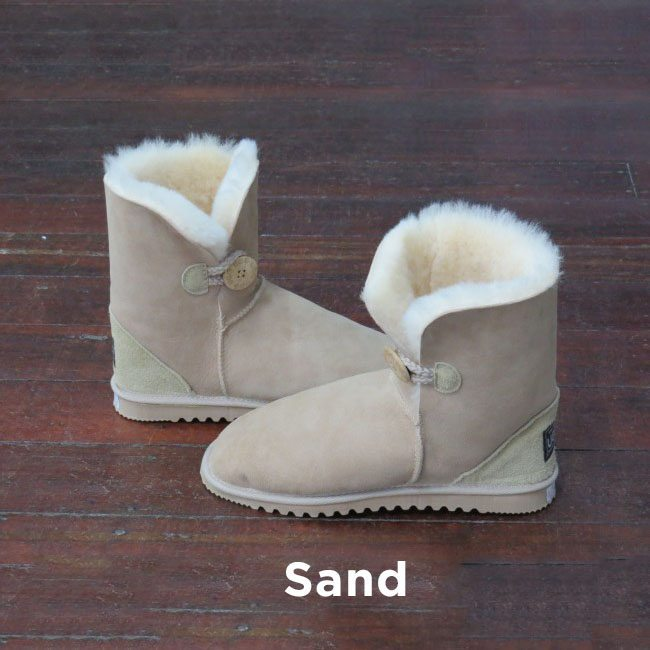 Sand Ankle Buttonup Uggs Perth