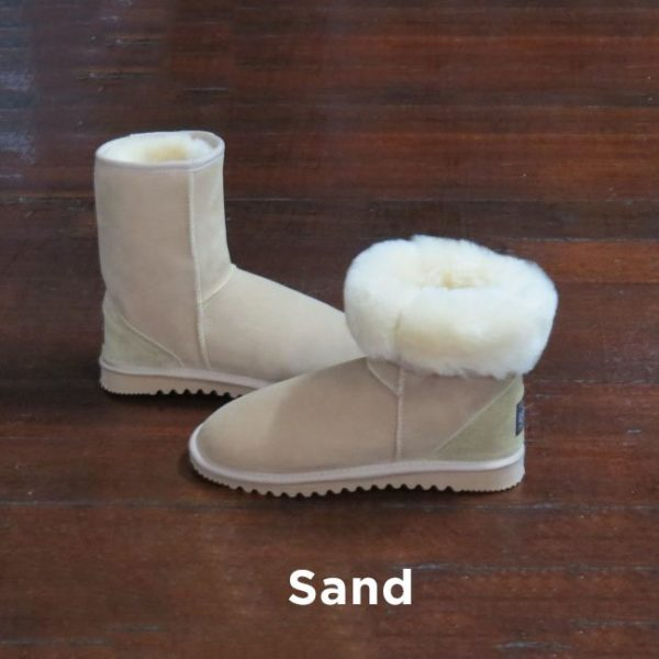 Sand Ankle Uggs Boots Perth