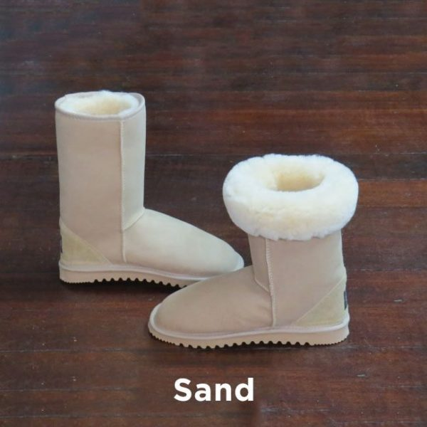 Sand Calf Ugg Boots Perth