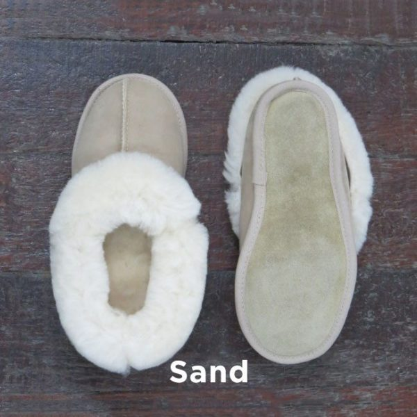 Sand Soft Sole Royal Slippers Perth