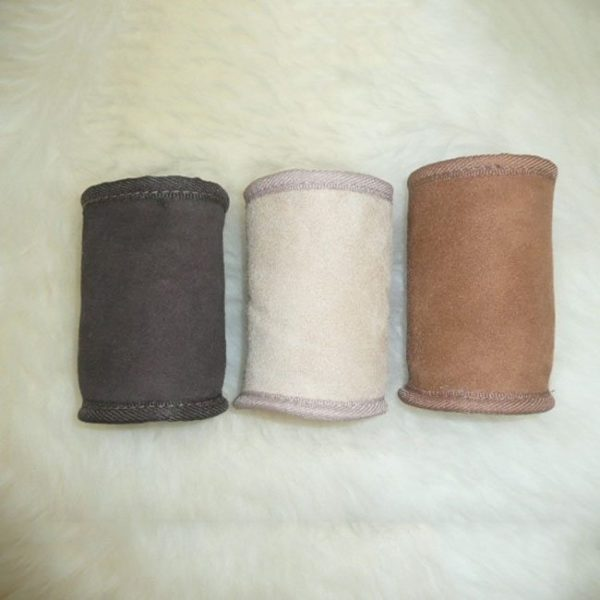 Sheepskin Stubby Holder Perth