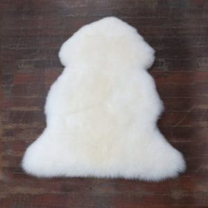 Infant care sheepskin Rug Perth