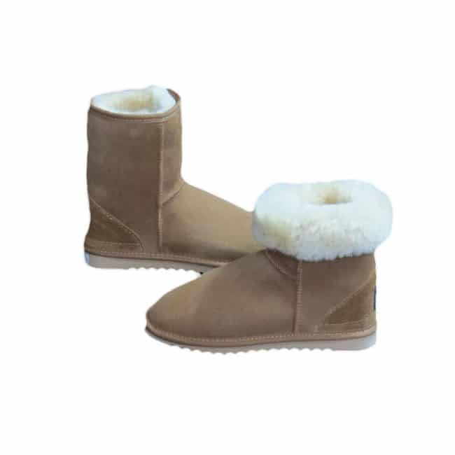 aca6da510c8c Sheepskin Ankle Ugg Boots - Eagle Wools - Australian Made Products