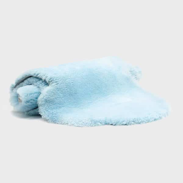 blue Infant care rug
