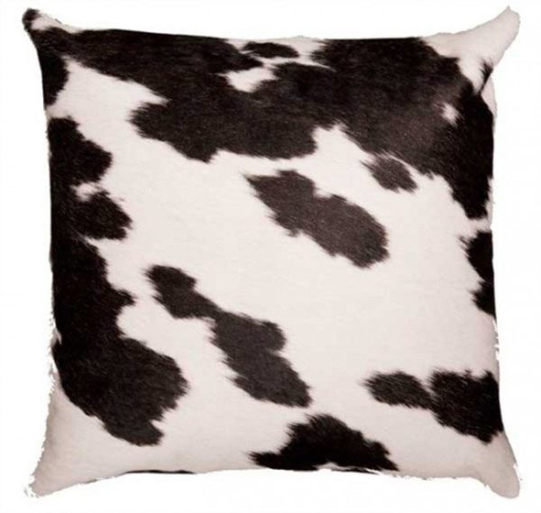 Cow Hide Pillow Perth