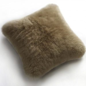Sheep skin cushions Perth