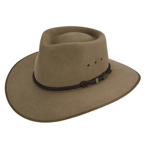 1cb1f7689b6 100% Australian made Akubra Cattleman Hat in Perth WA