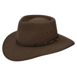 8563d32b4f426 100% Australian made Akubra Cattleman Hat in Perth WA