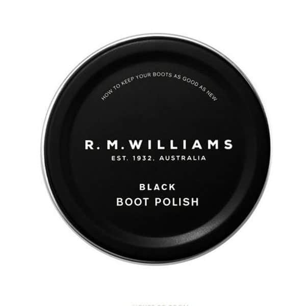 Black boor polish