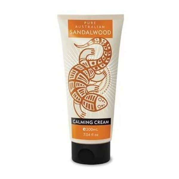 Pure Australian Sandalwood - Calming cream1