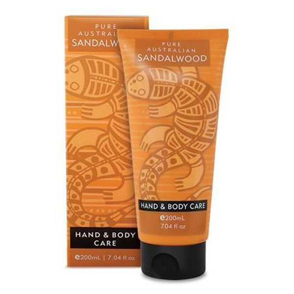 Pure Australian Sandalwood - hand and body Care