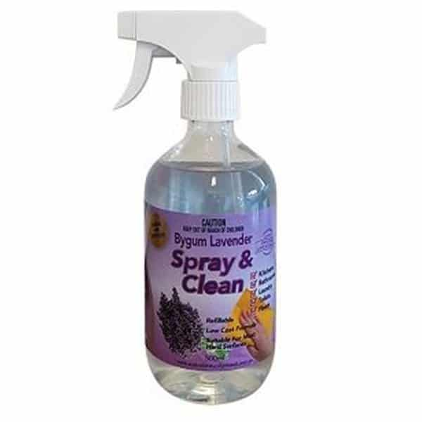 The Australian Eucalyptus Oil Company - lavender spray and clean