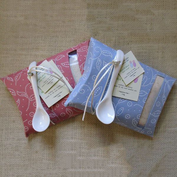 Thurlby - Baby Milk Bath Sachets