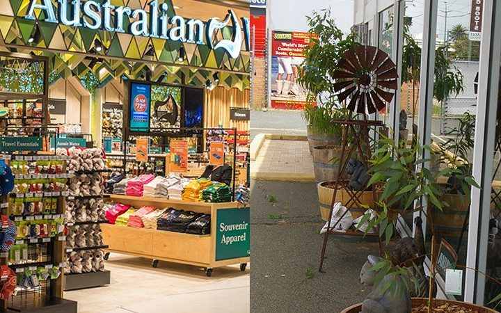 Authentic Australian Souvenir Shop Vs. A Shop That Sells Australian Souvenirs