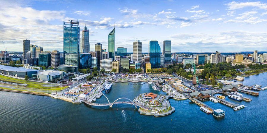 Perth City Tourist Attraction