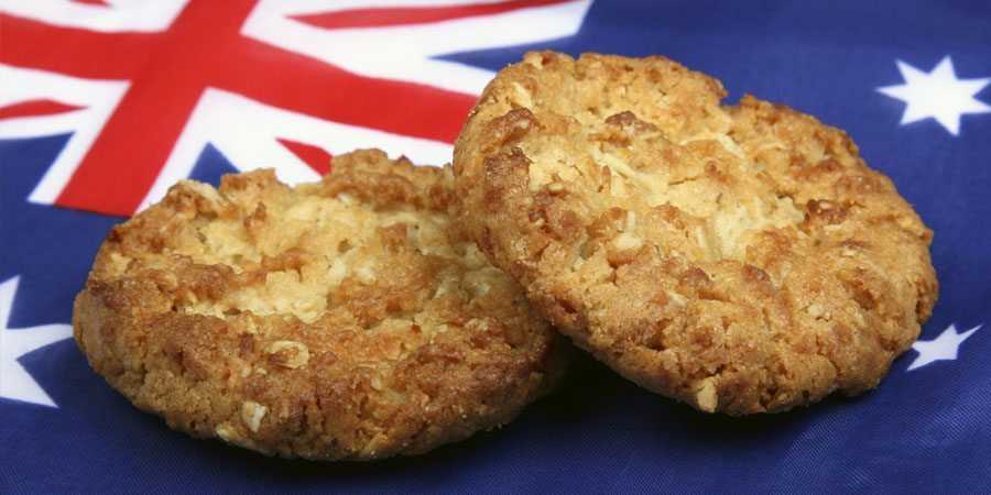 Bak Anzac Biscuits Proudly This Anzac Day