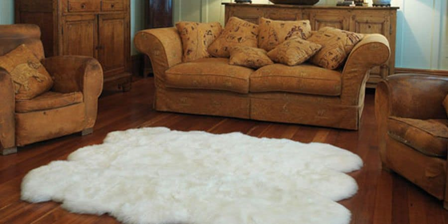 How To Care For Your Sheepskin Rug