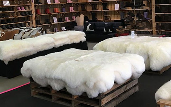 The Health Benefits of a Sheepskin Rug
