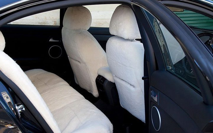Why You Should Never Buy Cheap Sheepskin Car Seat Covers