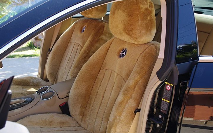 Why Every Driver Needs Australian-Made Sheepskin Car Seat Covers