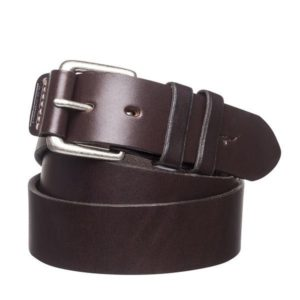 R.m Williams 1 And A Half Inch Covered Buckle Belt Eagle Wools