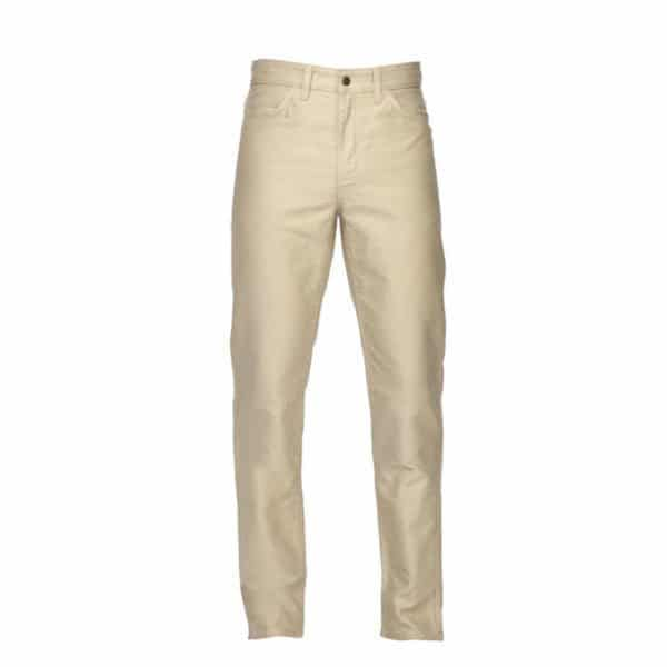 R.m Williams Cleanskin Jeans Bone Eagle Wools