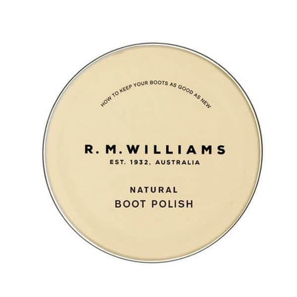 R.m Williams Natural Boot Polish Eagle Wools