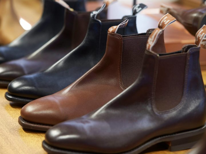 Why We're Proud Stockists of R.M. Williams Boots