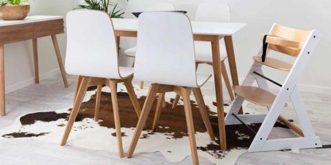 6 Jazz Up Your Living Space With A Cowhide Rug