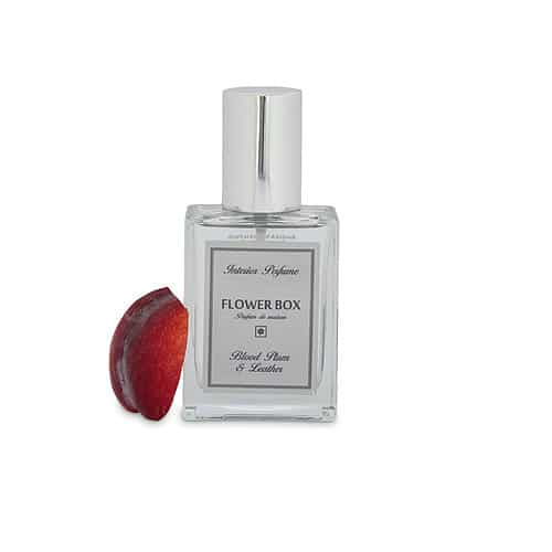 Flower Box Interior Perfume Blood Plum And Leather