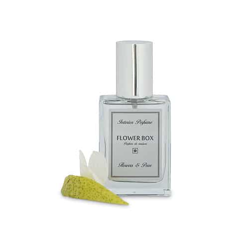 Flower Box Interior Perfume Flowers And Pear