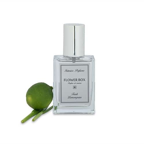 Flower Box Interior Perfume Fresh Lemongrass