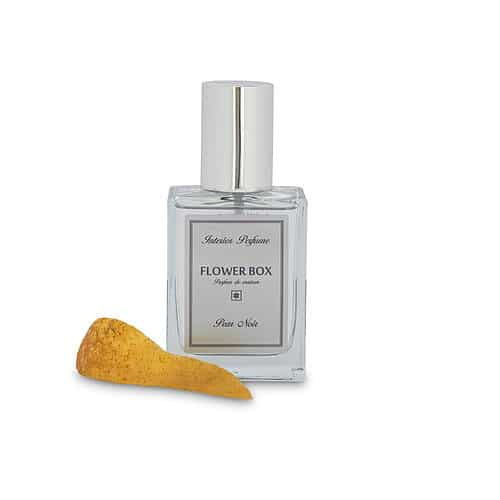Flower Box Interior Perfume Pear Noir