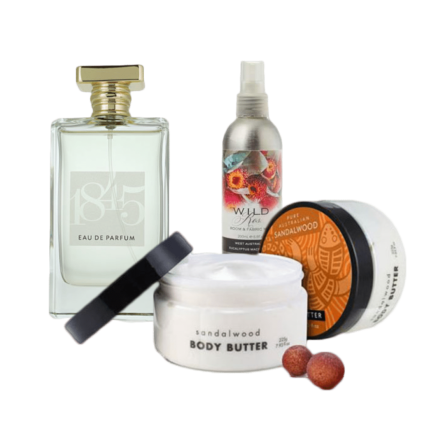 Australian Made Bath Personal Care Products
